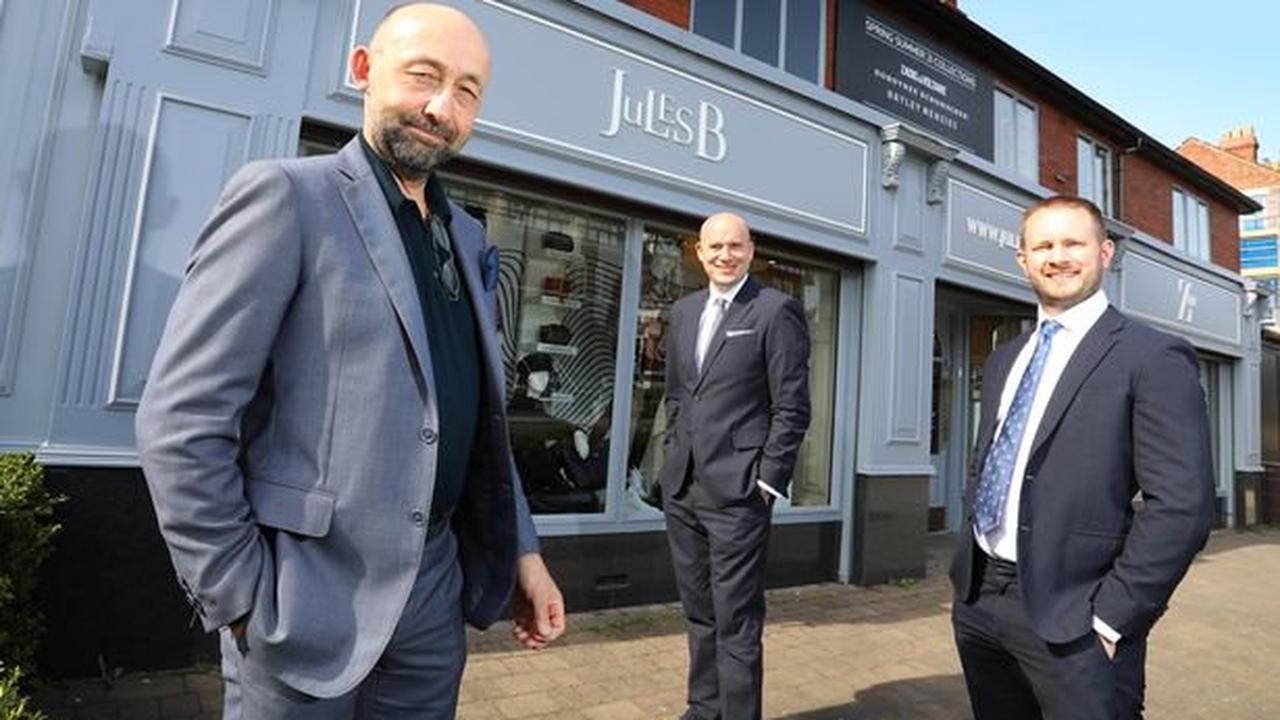 Fashion firm Jules B ramps up online show with £250,000 investment