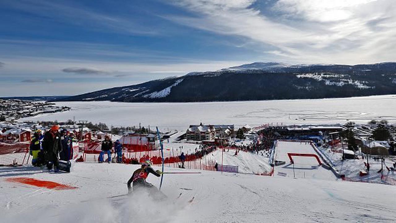 Vlhova leads slalom in Croatia after 1st run; Shiffrin 4th