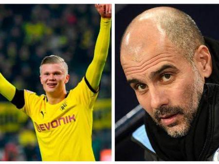 3 Facts That Show Guardiola Should Sign Erling Haaland