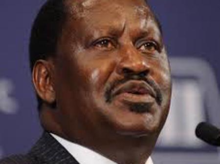 Raila leaves the mourners in stitches after finally revealing his religion and church