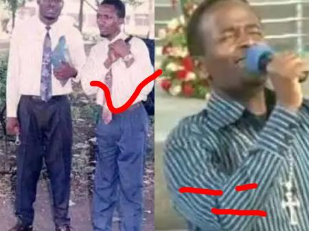 Here are Old Pictures of Pastor Nganga Before he Become Famous