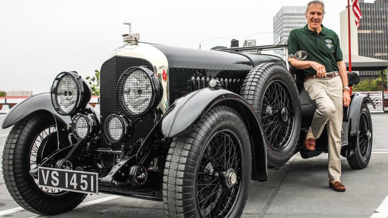 Beverly Hills Tour d'Elegance Brings Smiles Along the Route