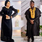 After Toyin Abraham Shared New Post On IG, See What Kolawole Ajeyemi Wrote That Sparked Reactions