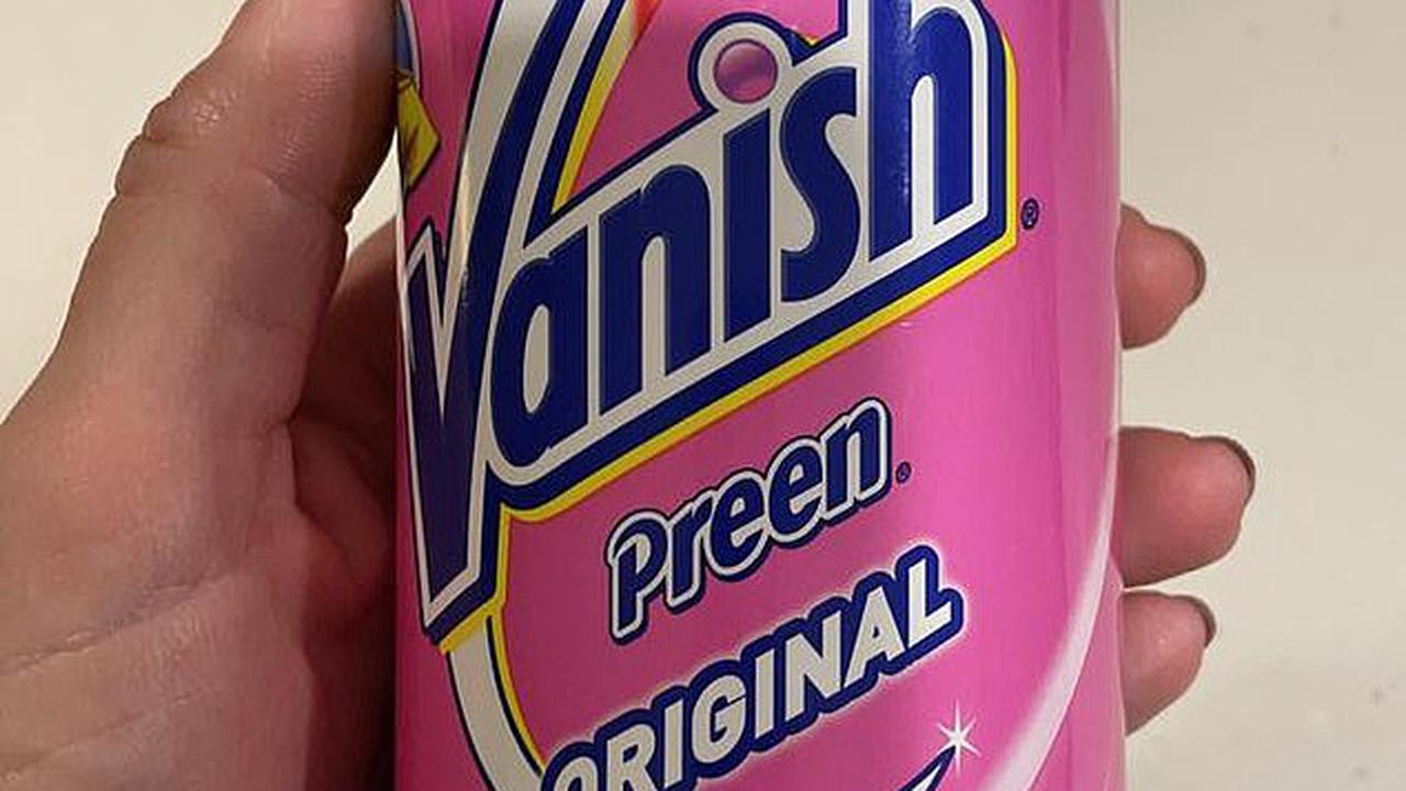 It's vanished! Mums left baffled after their favourite cleaning product disappears from supermarket shelves - before finding it at independent shop