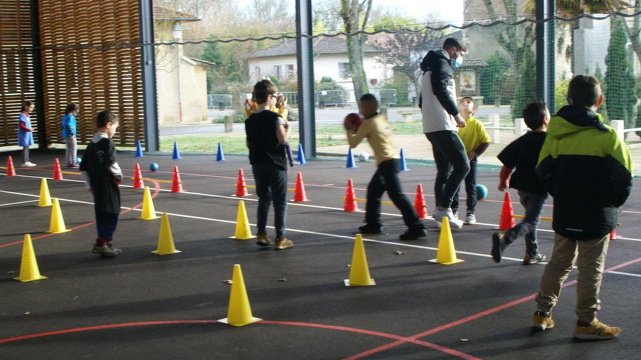Semaine nationale olympique et paralympique réussie à l'école de Riguepeu