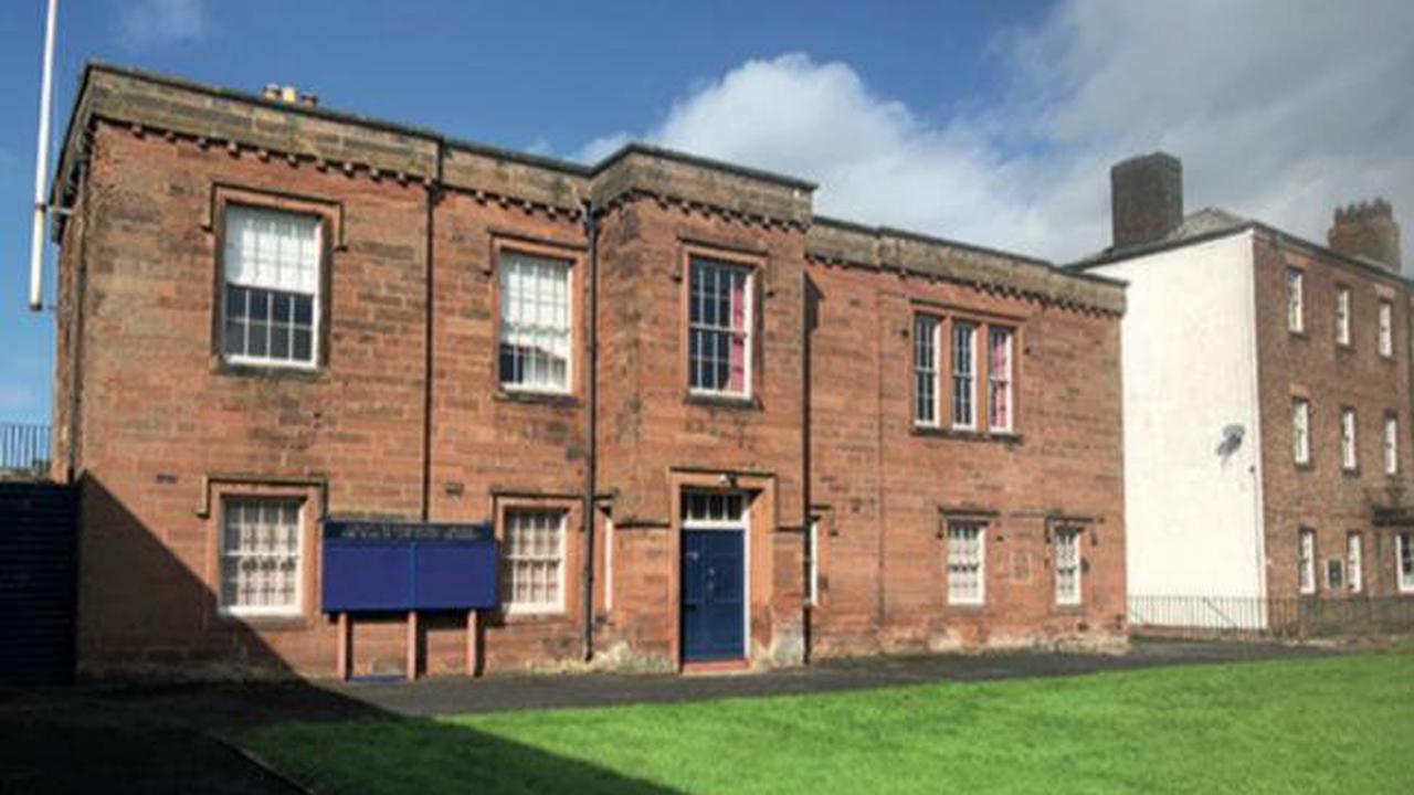 Dance studio planned for historic Carlisle Castle building