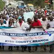 Health Workers Issue Strike Notice