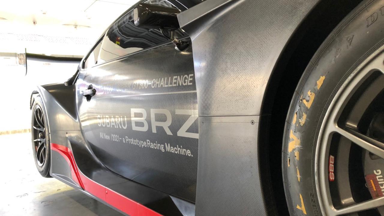 2022 Subaru BRZ spawns Super GT racer