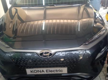 Nigeria First Electronic vehicle charging station launched in SOKOTO