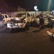 Fatal Motor Vehicle Collision In Bellville Because Of Recklessness.
