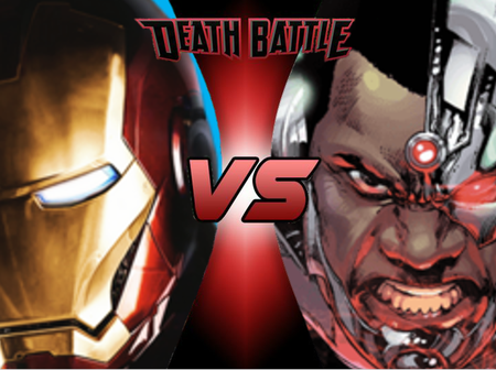 Cyborg vs Iron man who will come out victorious in a battle against each other