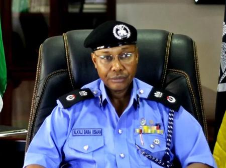 Stop Spreading False News, The New IGP Of Police Is Not A Hausa Man; See The Tribe He Came From