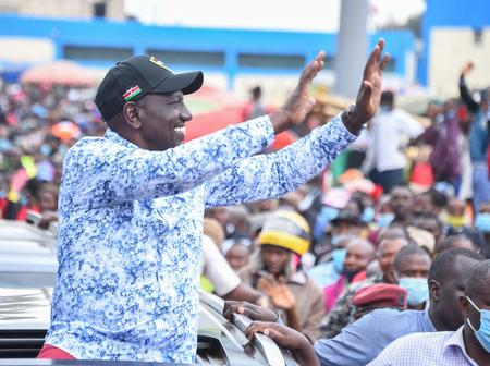 DP Ruto's Man now Grabs the top Seat in ICC