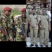 Which Police Uniform is Smart? Kenya Police or Uganda Police