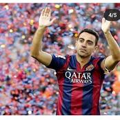 Xavi, Iniesta And Other Passmaster Generals In Football