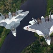 Voici le fameux avion russe qui fait trembler l'OTAN et les USA