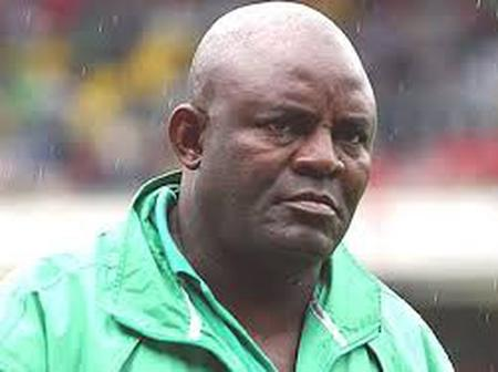 I Only Heard People Saying I Was Dead - Former Eagles Coach, Christian Chukwu Debunks Death Rumour