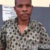 Prophet Arrested For Raping His 17year Old Church Member