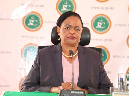 Lady Justice Martha Koome Reveals Three of her Top Role Models That Have Shaped her