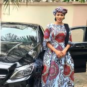 Stylish And Classy Ankara Gown Styles To Wear This Sallah