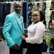 Change Of Wardrobe? Photos Of Embaramba With A Beautiful Woman and A New Suit Sparks Reactions
