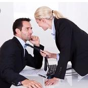 Opinion: 5 Reasons Why You Shouldn't Have Extramarital Affair With Your Employees