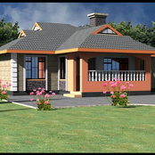 Approximate cost of raising a mansion with 2 bedrooms, dinning, sitting, kitchen and washrooms