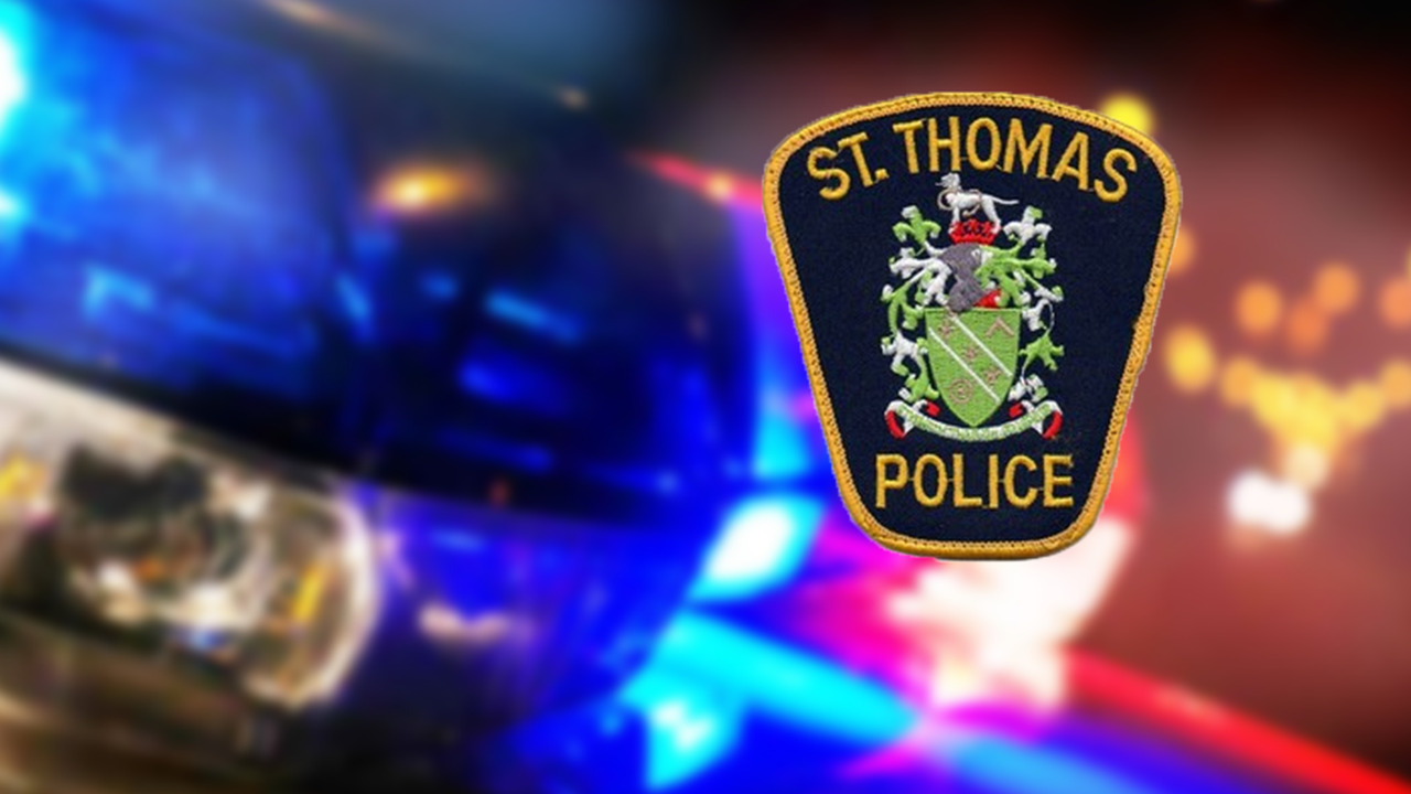 Same man charged three times in one day: St. Thomas police