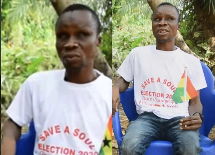 35001231eb914829a1e37fcdf764bb14?quality=uhq&resize=720 - Blind Man Brings Out Last Minutes Dream And Advice To Mahama And Nana Addo About The Election