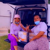 Zodwa WaBantu changes careers and starts her new business, she is not into dancing for a while