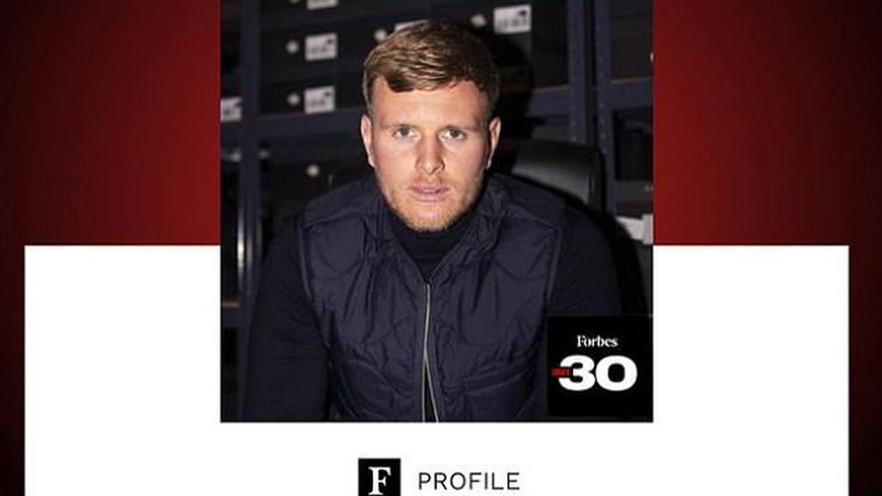 'Honoured to be chosen': TOWIE's Tommy Mallet makes Forbes 30 under 30 Europe List... after making millions from his footwear brand
