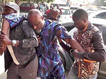 After Ex-Pension Boss Collapsed Today, See 5 Other Politicians That Fainted During Investigation