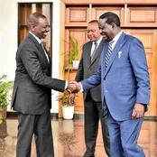 How Raila Odinga Will Possibly Decide William Ruto's Fate in 2022