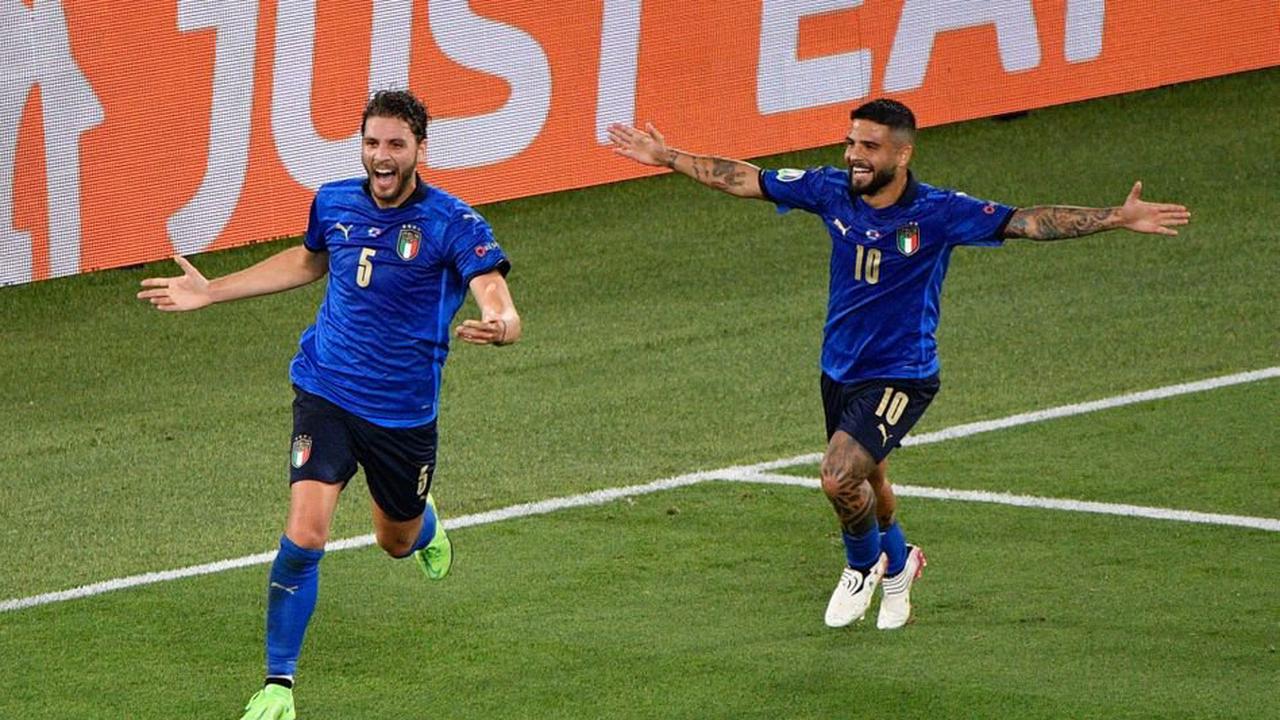 Fußball-EM 2021: Italien erreicht als erstes Team das Achtelfinale