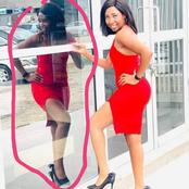 See what people noticed on the mirror after Ginimbi's sister posted her picture!