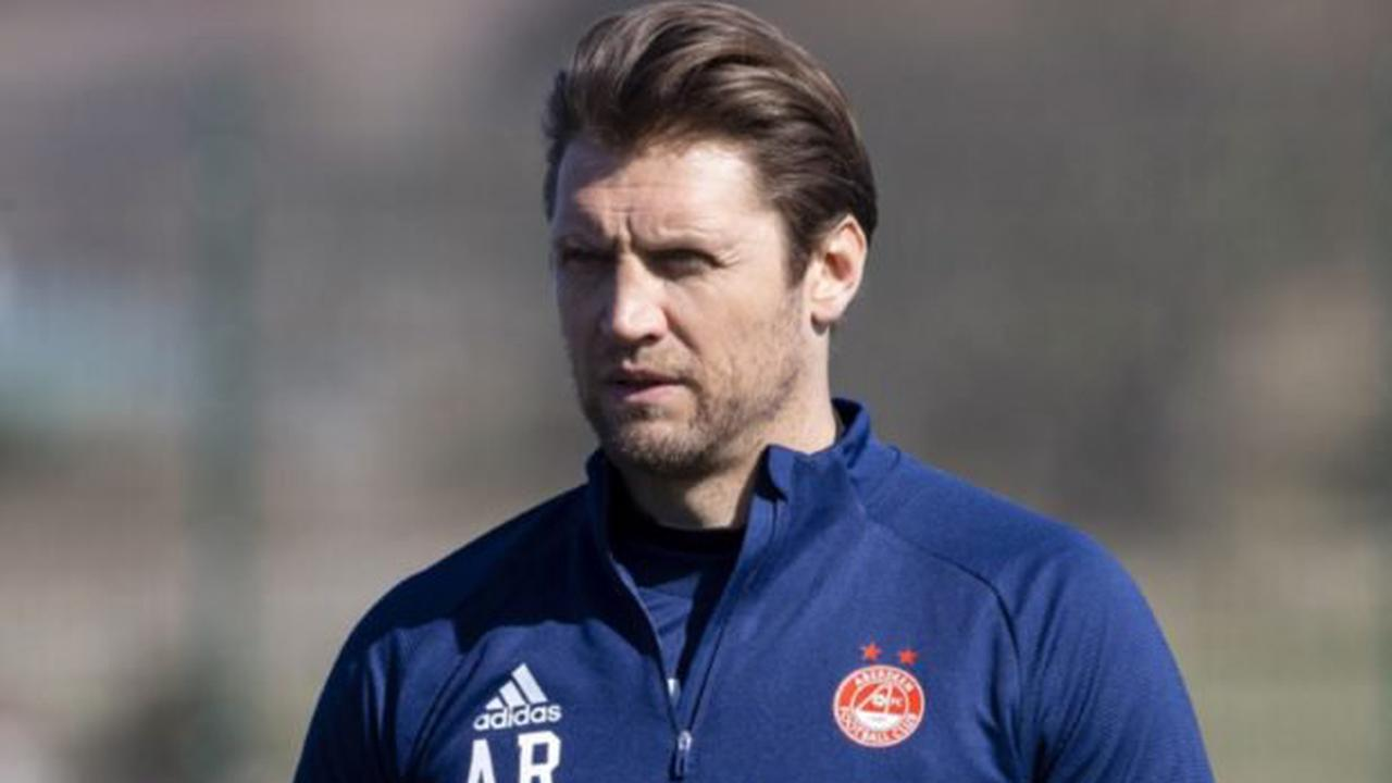 Aberdeen assistant Allan Russell exits England role after being passenger in car involved in drink-driving incident
