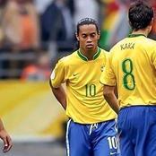 Football/ Découvrez les 32 meilleurs joueurs brésiliens de tous les temps
