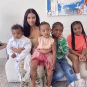 Tomorrow I'll Love You Even More Than Today -Kim Kardashian Says As She Shares Lovely Photos