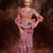 Ladies Check Out These Gorgeous And Decent Unique Ankara Designs