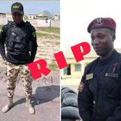 SAD: Family In Pains, As Death Of Edo Soldier Killed By Boko Haram Is Announced