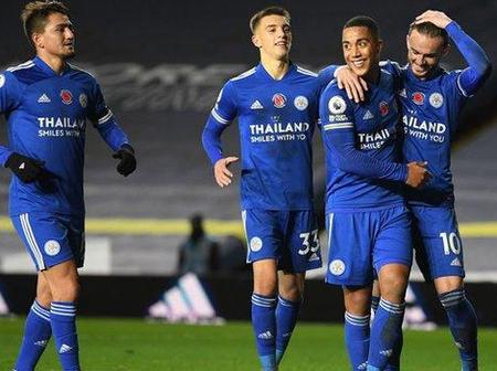 Yuri Tielemans scores double in Leicester City's 4-1 win against Leeds United