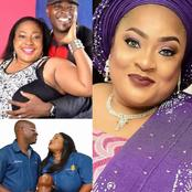 Meet Beautiful Yoruba Actress, Foluke Daramola, Her Husband And Their Children