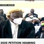 That is a fundamental error - Tsatsu Tsikata boldly tells Supreme Court