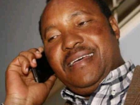 The reason why Waititu refused to pay a bail of sh 30,000 for his son