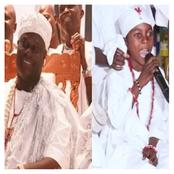 Ooni of Ife gifts 6-year old boy 750k, this is what the boy did (Video)