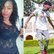Revealed: Meet The First Girlfriend to Artist Bahati And A Baby Mama Too