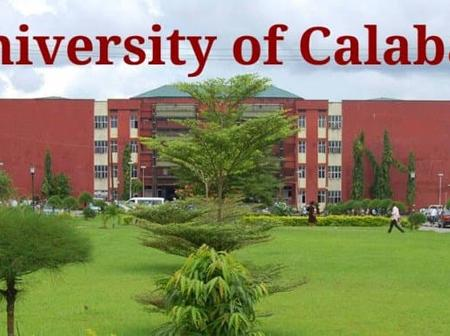 University of Calabar Vice-Chancellor allegedly asks final year students to go back to 200 level.