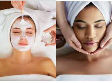 Try your own facials at home following these simple steps