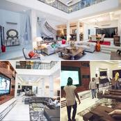 Bettwen These Nigerian Celebrities, checkout who has the most beautiful sitting Room.