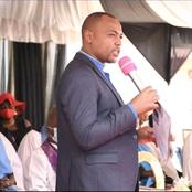 Muthee Kiengei Reveals How He Protects Himself From COVID-19 in Church